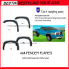 Hot Fender Flares Pocket Rivet Style Dodge RAM 1500 2500 3500 Smooth Paintable 4PC
