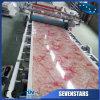 Ligne de marbre artificielle d'extrusion de profil de feuille de PVC