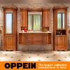 Kabinetten van de Badkamers van de Kers van de Luxe van Oppein de Moderne Houten (OP15-200A)