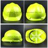 Casque de la construction de la qualité des matériaux de construction en PEHD Hat (SH503)