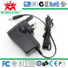 blocs d'alimentation de 2V/9V/12V 18W AC/DC Switching Adapters avec EU/Us/Au/UK Plug