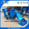 Machine de fabrication de brique de verrouillage d'argile mobile du type Wt2-20m avec le moteur diesel