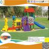 De Openlucht Plastic Apparatuur van uitstekende kwaliteit van de Speelplaats