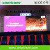 Exhibición de LED a todo color de interior del alquiler de Chipshow P6
