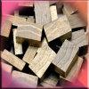 Segmento del mármol del corte por bloques de la alta calidad