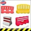 Barrera desprendible de la construcción de la seguridad del plástico/PVC de la calzada