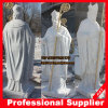 Heilige Patrick Stone Carving Marble/het Marmeren Beeldhouwwerk van het Standbeeld van het Graniet