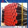 De grand diamètre tuyau sans soudure en acier pour le pétrole de fissure