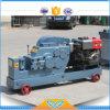 Chaîne de production diesel manuelle de Reabr en métal de Rebar de découpage de machine de coupeur de barre