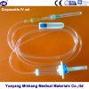 Conjunto de infusão descartável com agulha (ENK-É-031)