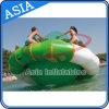 Disco-Boot u. aufblasbarer Wasser-Schalthebel, aufblasbarer Saturn für Küste, aufblasbares Towables für Wasser-Spiele