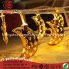 [لد] [220ف] نجم [سترينغ&160]; [بلت&160]; أضواء لأنّ عيد ميلاد المسيح رمضان زخرفة إنارة