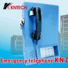 Telefone de seletor Knzd-22 do automóvel do telefone de serviço do banco do telefone do atendimento da linha de apoio a o cliente