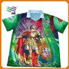 T-shirt du polyester 100 pour le modèle d'élection