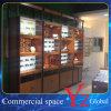 ガラスの飾り戸棚(YZ160403)ガラスのショーケースガラス展覧会木キャビネット