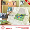 Cuscino lanuginoso dell'ammortizzatore del cotone di modo della coperta pieghevole multifunzionale del cuscino