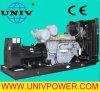 15kVA abrem o tipo jogo de gerador Diesel do alternador sem escova (UL12E)