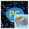 Granule en plastique de polycarbonate de teinture
