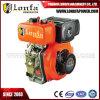 8HP 10HP de Kleine Enige Prijs van de Dieselmotoren Kama van de Cilinder Lucht Gekoelde Mariene