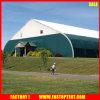 Теннисный корт спортивных мероприятий на улице палатка изогнутые Strong рамы палатка 18м 36m