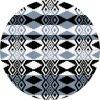 100綿のテリーの昇進タオルのためのベロアによって分類されるビーチタオル