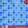 Mosaico de cristal azul del mosaico azul para el azulejo de la piscina/el mosaico de cristal