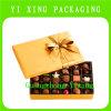 Crear el chocolate de empaquetado del rectángulo para requisitos particulares del caramelo del regalo dulce del papel