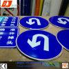 Feuilles de signalisation routière solaires personnalisées en Chine, personnalisées
