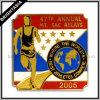 De atleten concurreren het Kenteken van het Metaal van Sporten voor Herinnering (byh-10087)