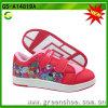 新しい子供のための到着の漫画によって印刷される靴