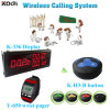 Restaurant Waiter Buzzer Beeper Dinner Bell Call System를 위한 최고 Price Pager
