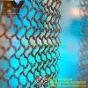 Maglia alla moda del metallo dell'anello di tenda