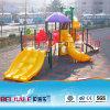 El equipo de parque infantil exterior atractivo PP018