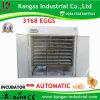 Contrôleur d'incubateur de Digitals des prix de machine d'incubateur d'oeufs de poulet d'usine