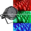 Spitzenverkaufennennwert 54 LED RGB Leuchte (HL-015)