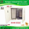 Passé ce thermostat Automatique Automatique Automatique complet gros oeuf incubateur (KP-27)
