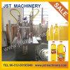 Bottellijn van de Olie van de Zonnebloem van de Fles van het huisdier de Halfautomatische/Machine