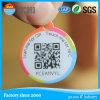 De Stickers van het Document van de Druk van de Code van Qr NFC