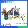 Machine concrète automatique stationnaire de brique de machine de fabrication de brique de Qt4-15c
