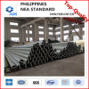 acciaio elettrico galvanizzato Palo del TUFFO caldo 15kv