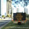 Autoroute Vms Affichage variable des messages Signal d'affichage du trafic