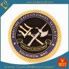 La promotion de souvenirs personnalisés défi de la sécurité d'antiquités en alliage de zinc Coin