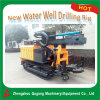 180m Kw180 Water Borehole Drilling Machine/Borehole Water Treatment/Borehole Drilling Equipment