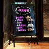 Scheda di scrittura della scheda LED dell'indicatore luminoso fluorescente della visualizzazione di pubblicità esterna