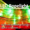 4本のワイヤーLED Flexible Rectangle Rope Light IP44 OutdoorかIndoor Red/Yellow/Green/Blue Color LED Strip LightのセリウムRhos