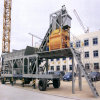 Planta de tratamento por lotes concreta móvel da alta qualidade (Yhzs40)