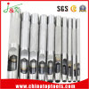 Las ventas de fábrica de alta calidad de 1-32mm Hollow punzones con precio más barato
