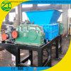 Het tweeassige het Leven Recycling van het Plastiek van het Huisvuil/van het Afval/Schuim/Hout/het Afval van de Band/van de Keuken/Gemeentelijk Afval/de Medische Ontvezelmachine van de Maalmachine van het Afval