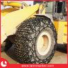Mineração pesada cadeia de proteção dos pneus