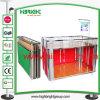 Metallfaltbarer Förderung-Tisch-Schreibtisch für Supermarkt